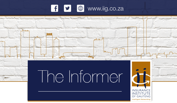 News from the IIG – The Informer – August 2015