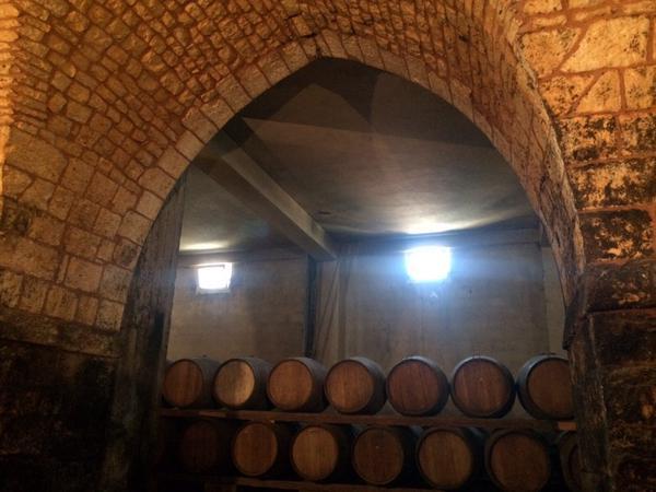 The Lebanese underground & wine-tasting in Beirut