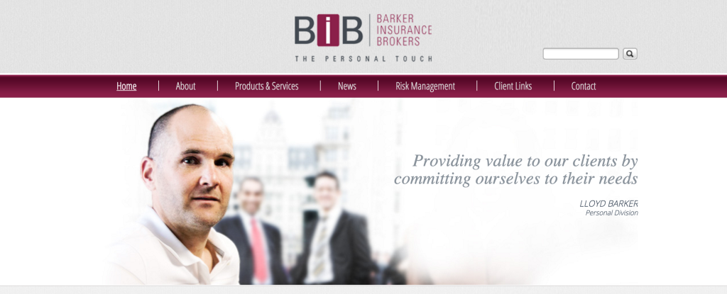 Barker Insurance Brokers, adding their personal touch - CN&CO