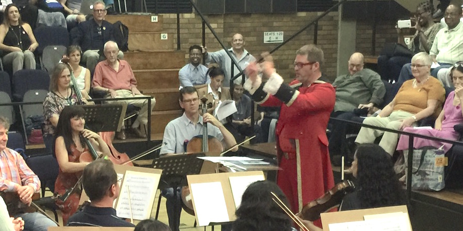 BASA's Conduct the Orchestra – a highlight at the 2019 JIMF