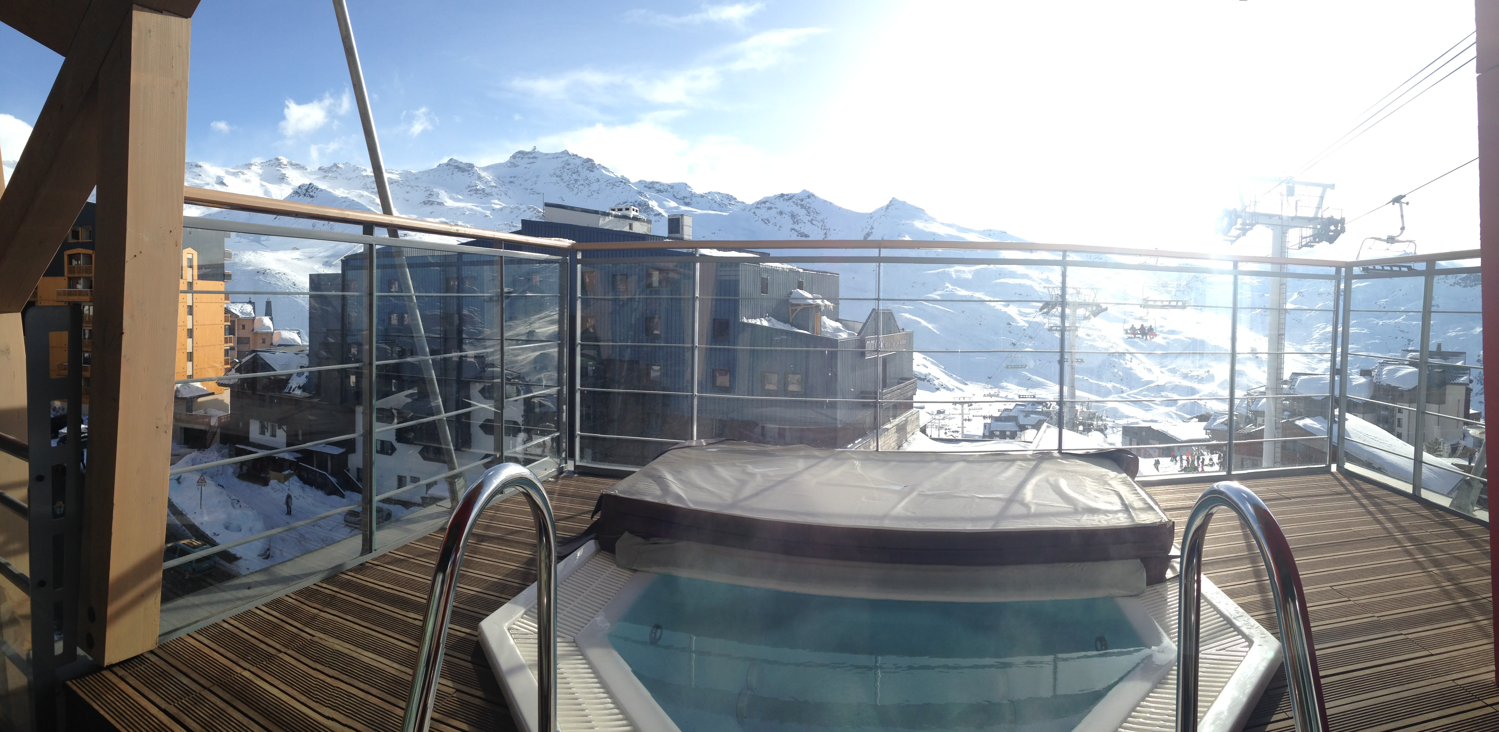 I wish someone had told me snowboarding in val thorens cn co - Club med val thorens ...