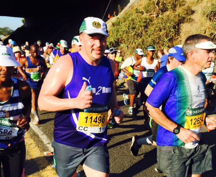 Carel's Comrades fundraising for Hospice has kicked off