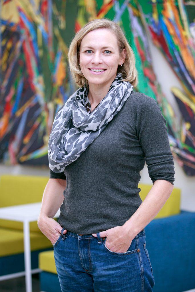 Lisa Henry, co-founder and organiser of the Jozi Film Festival.