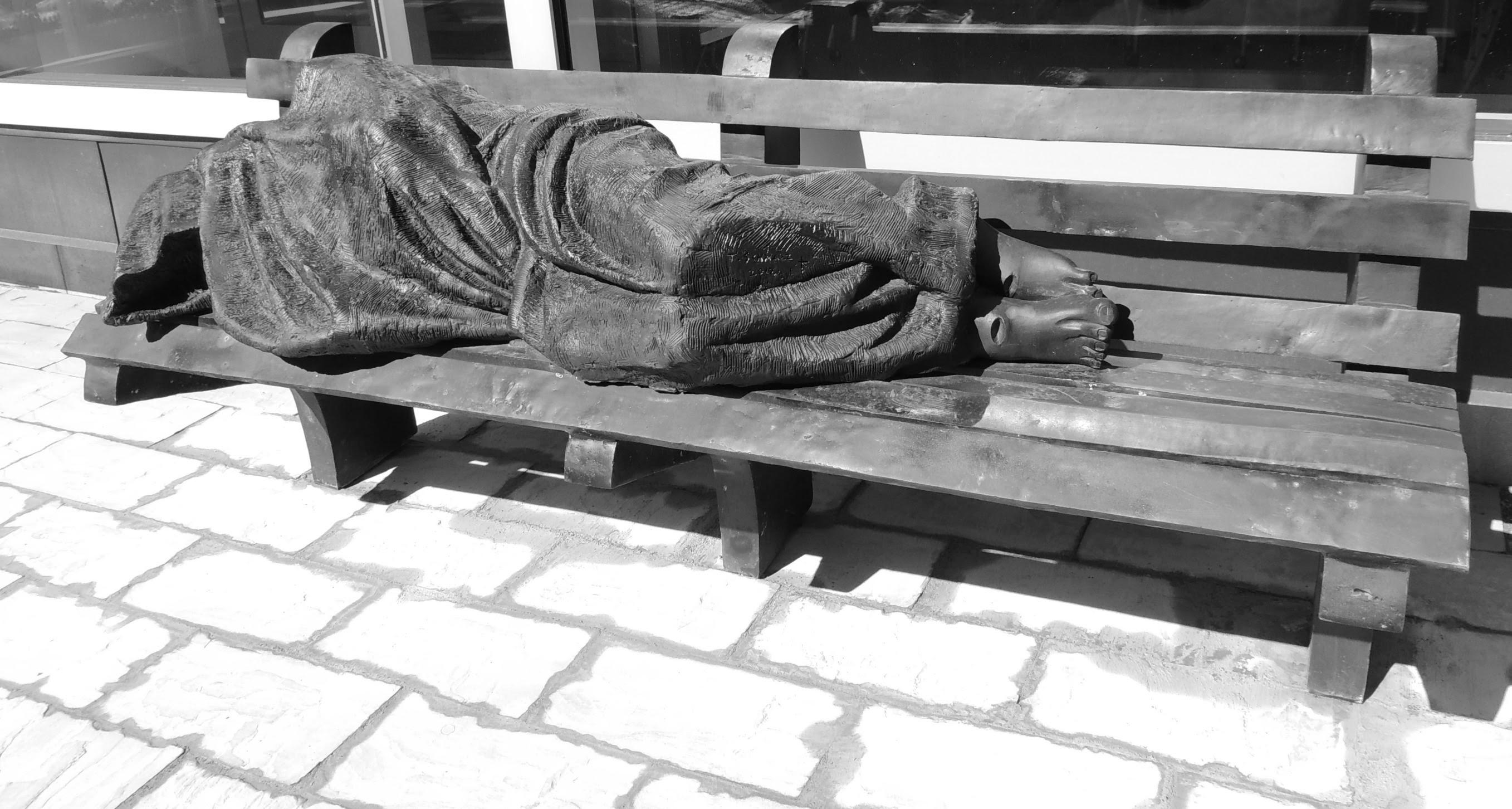 Jesus Among The Homeless In Braamfontein Cn Amp Co