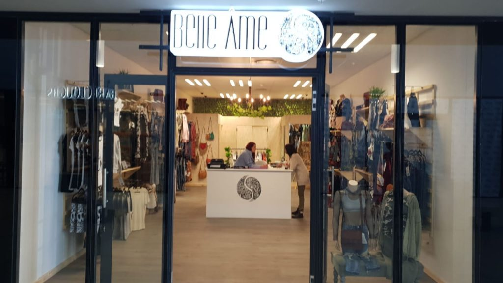 DeadReck is now available for purchase at Belle Âme Clothing, Plettenberg Bay