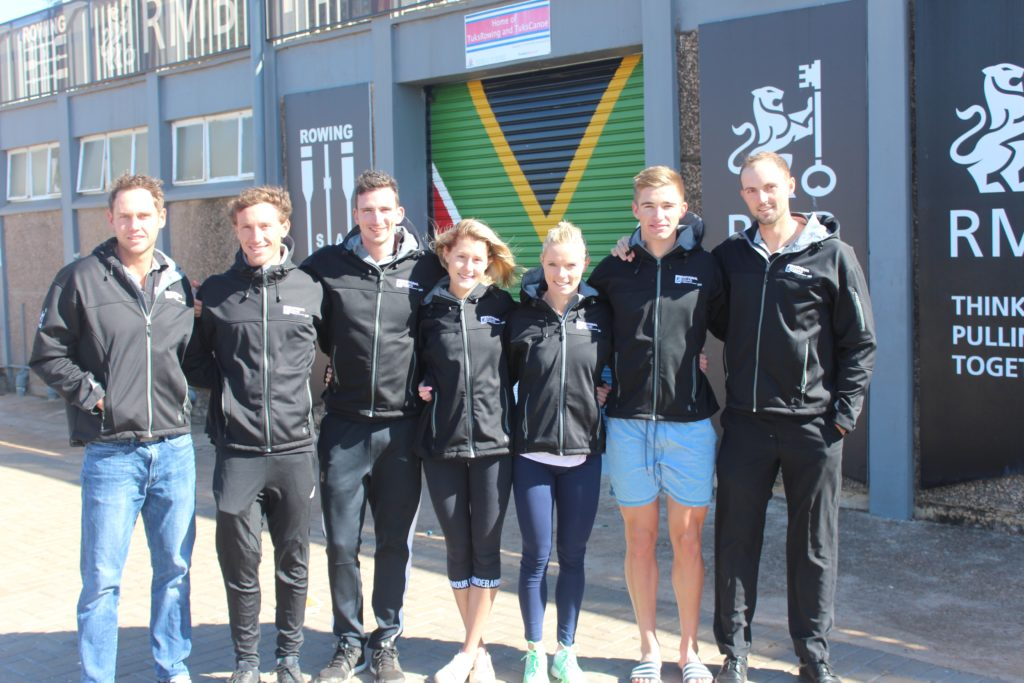RMB National Squad will be boating three crews at Lucerne