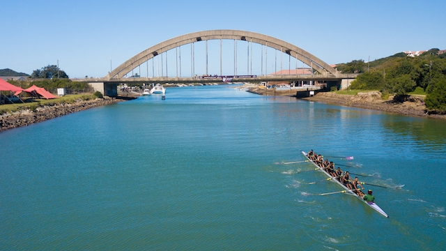 Exciting week for SA Rowing