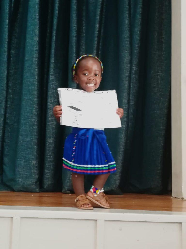 Bokamoso Education Trust gives Minenhle hope for the future