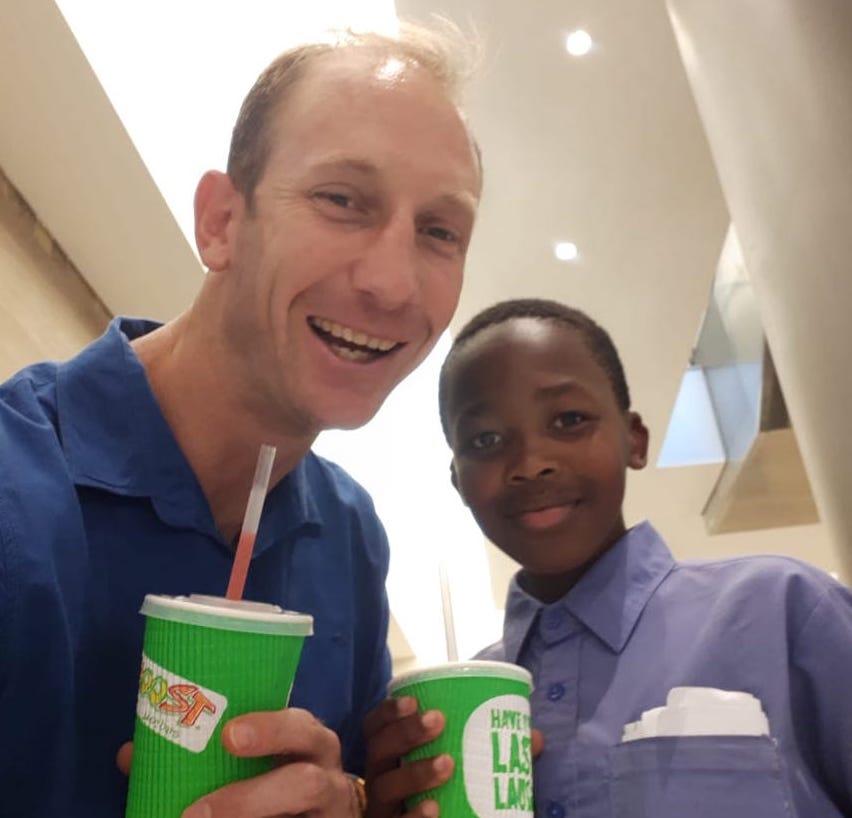 Bokamoso mentors shaping the future generation