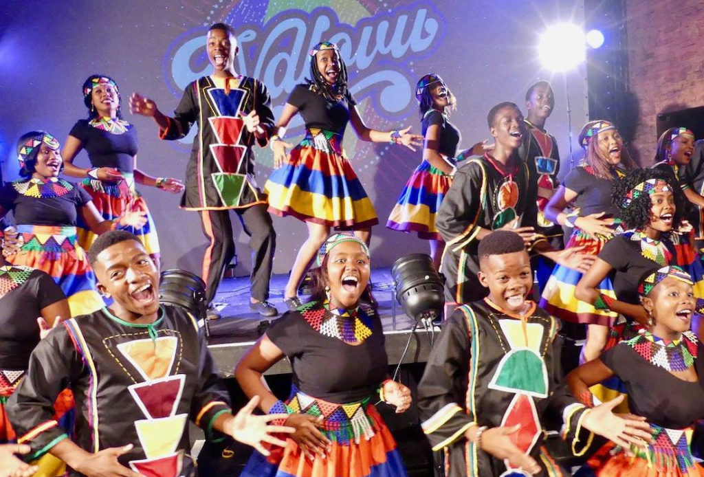 It's busy season for the Ndlovu Youth Choir