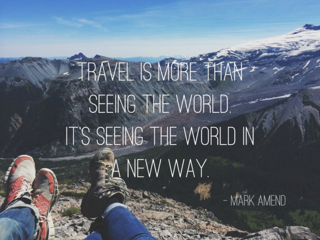 #TravelTuesday February 2019 travel inspiration