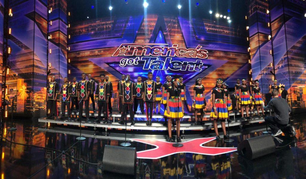 Ndlovu Choir America's Got Talent 1