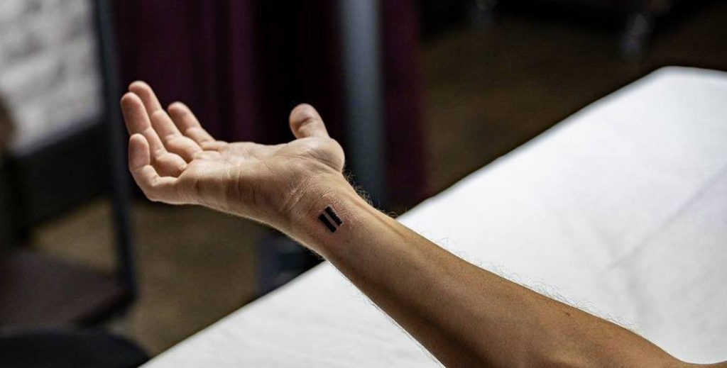 The Ink Link: Tattoos for organ donation