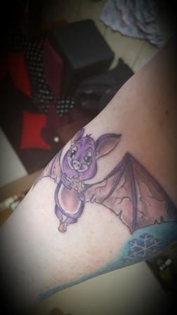 Rickie Hart - Ink Link - Bat