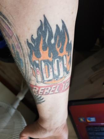 Rickie Hart - Ink Link - I do