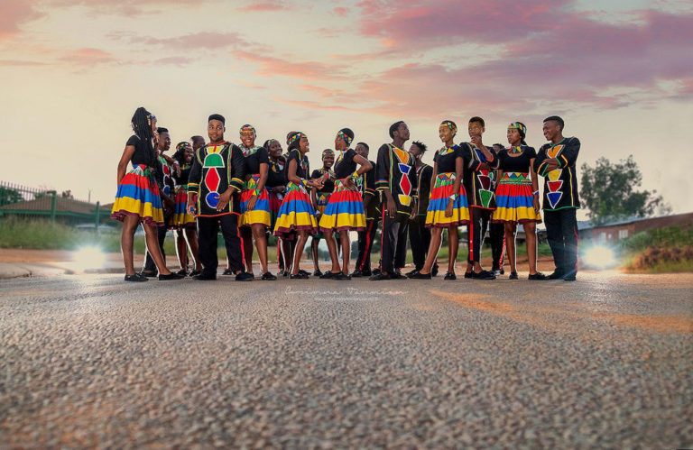 Let's support the Ndlovu Youth Choir's YouTube Channel