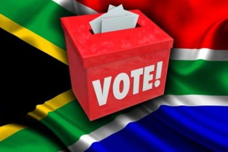 Quick reflections from a privileged, white male on SA Elections 2019