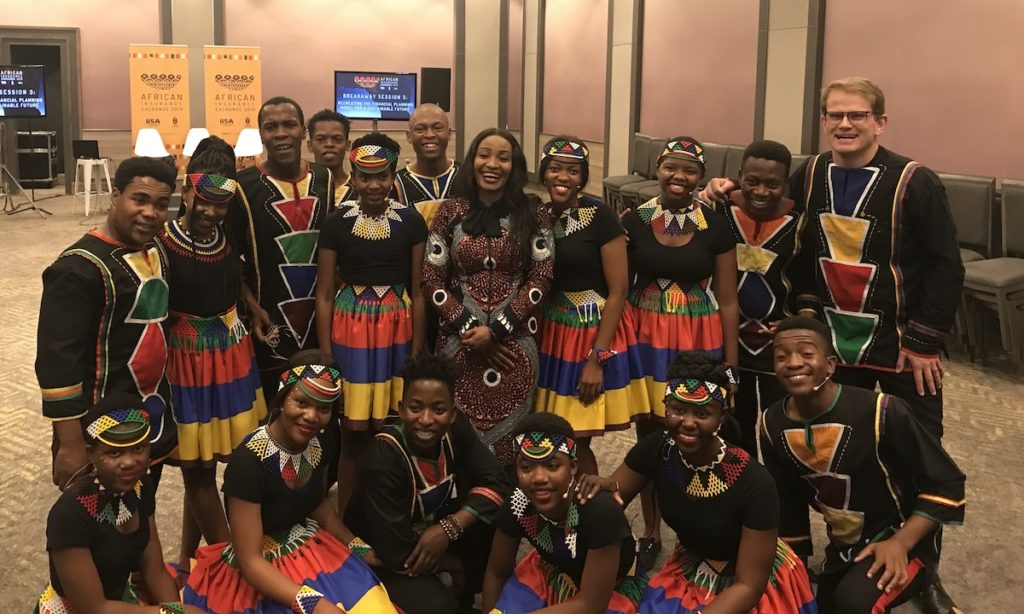 AIE 2019 and the Ndlovu Youth Choir