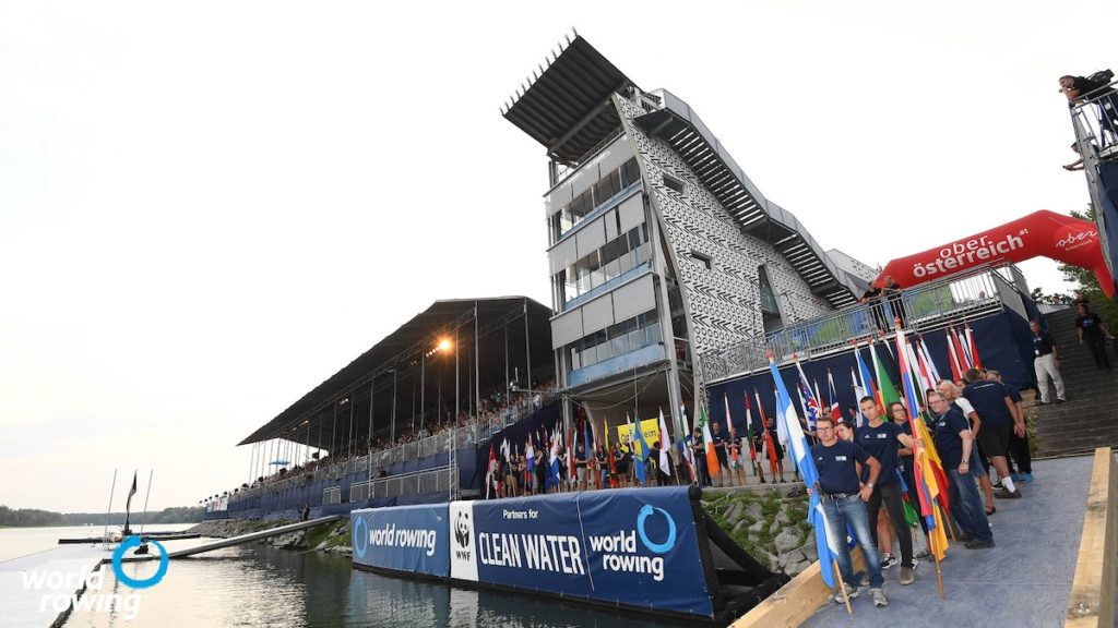 Opening Ceremony of the Rowing World Championships 2019