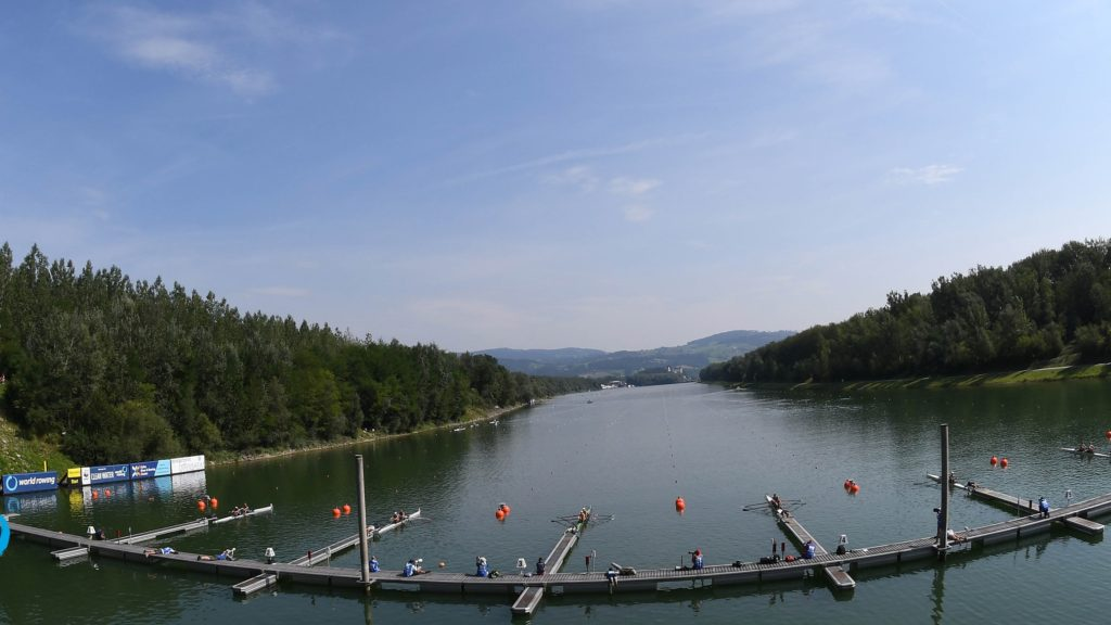 Linz Rowing Lanes