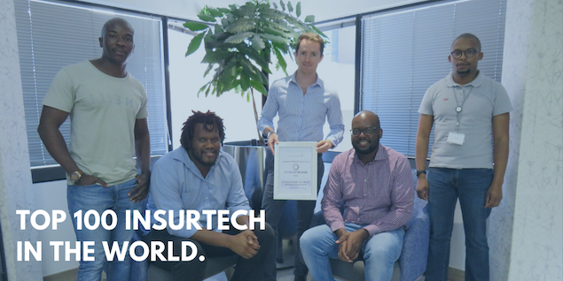 InvestSure was named a top 100 InsurTech company by Fintech Global.